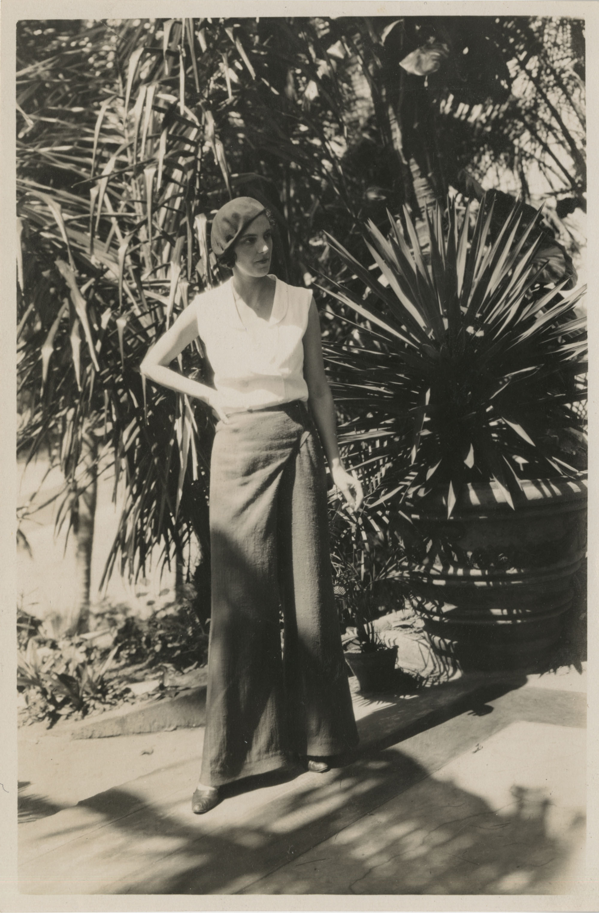 Bettine Abingdon in Sri Lanka