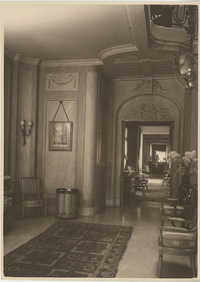 Hallway in the Royal Italian Consul in Sri Lanka, Photograph 1