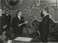 Mihai Antonescu's visit to Benito Mussolini, Photograph 38
