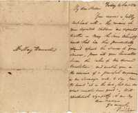 038. R. Means to Mary Barnwell -- January 14, 1820