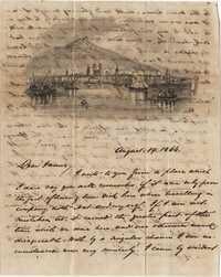 076. William Henry Heyward to James B. Heyward -- August 19, 1844