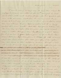 072. Aunt to James B. Heyward -- 1841