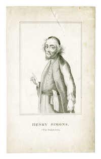 Henry Simons, (The Polish Jew)