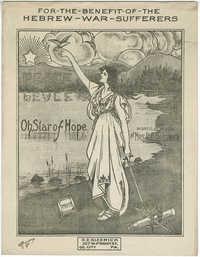 Peace, O star of hope