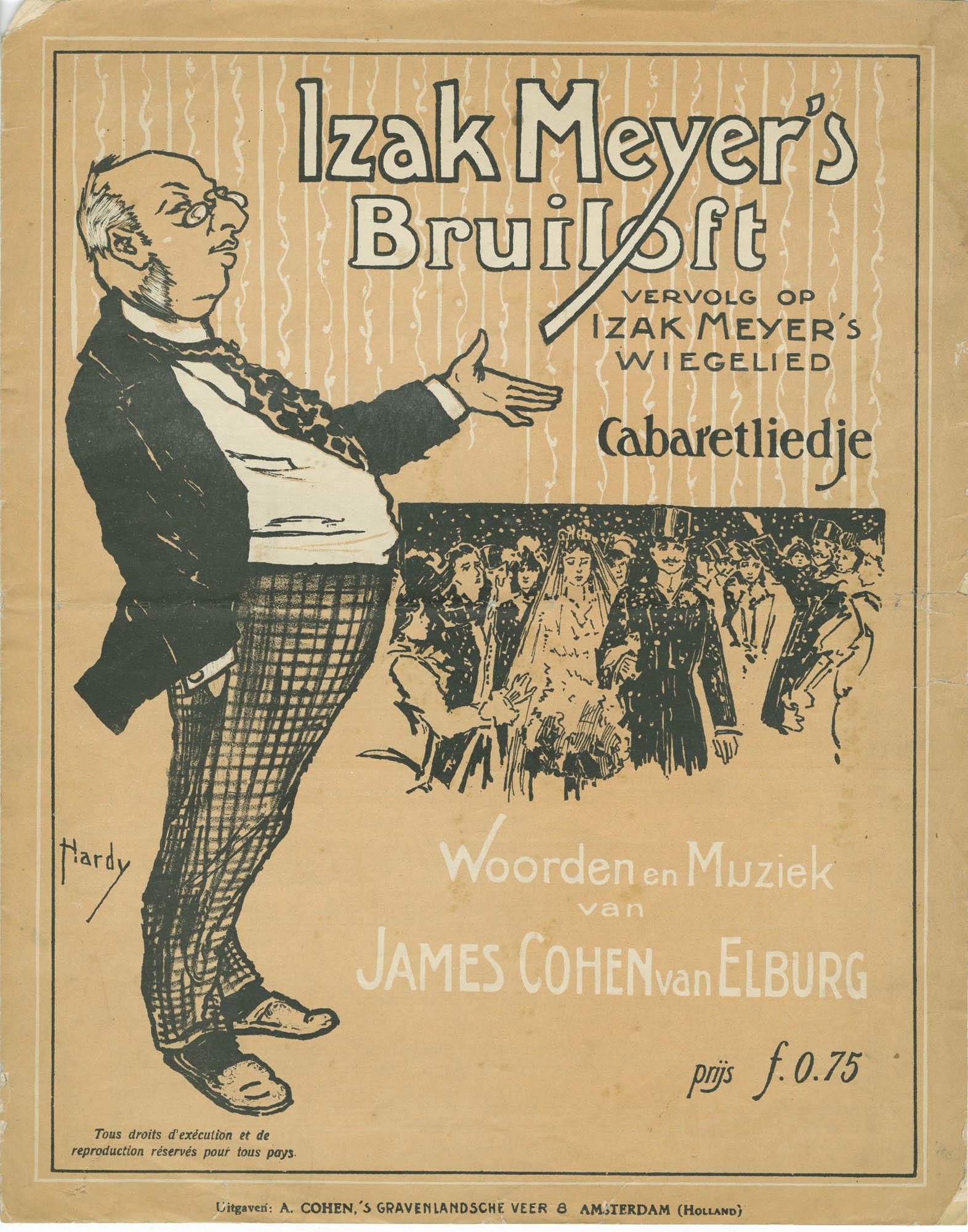 Izak Meyer's bruiloft