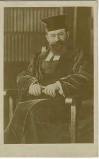[Dr. J. H. Hertz, Chief Rabbi of the British Empire]