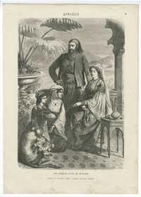 Une Familie juive de Mogador