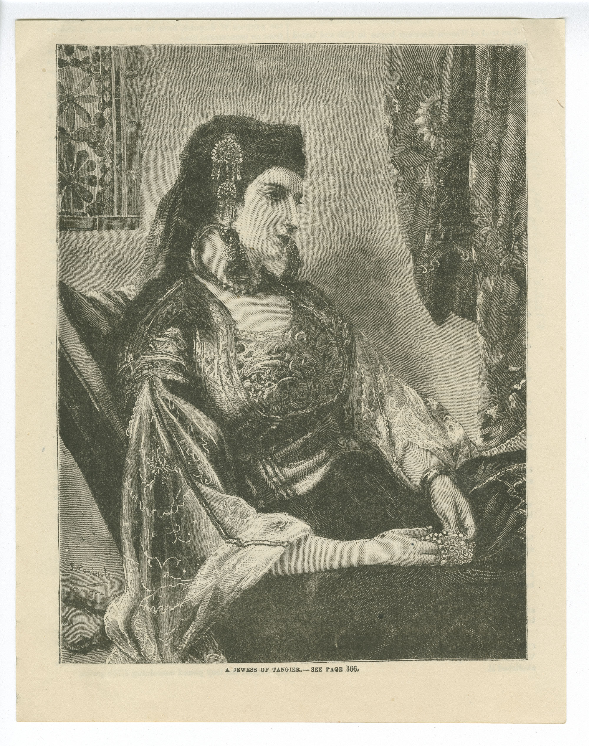 A Jewess of Tangier