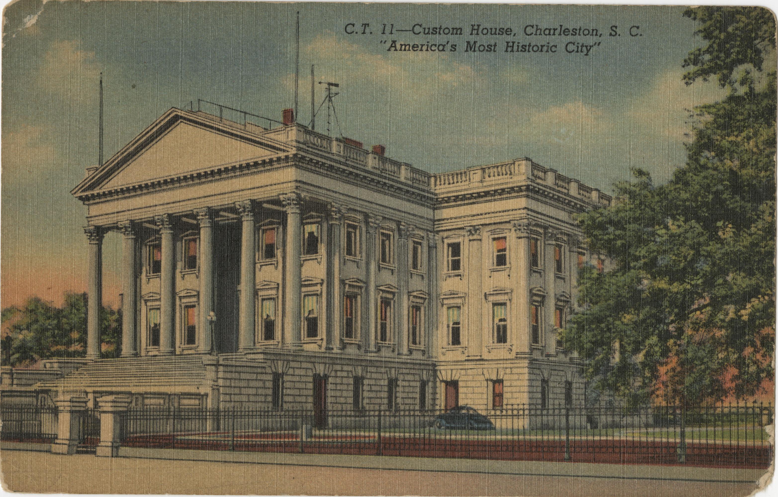 Custom House, Charleston, S.C.