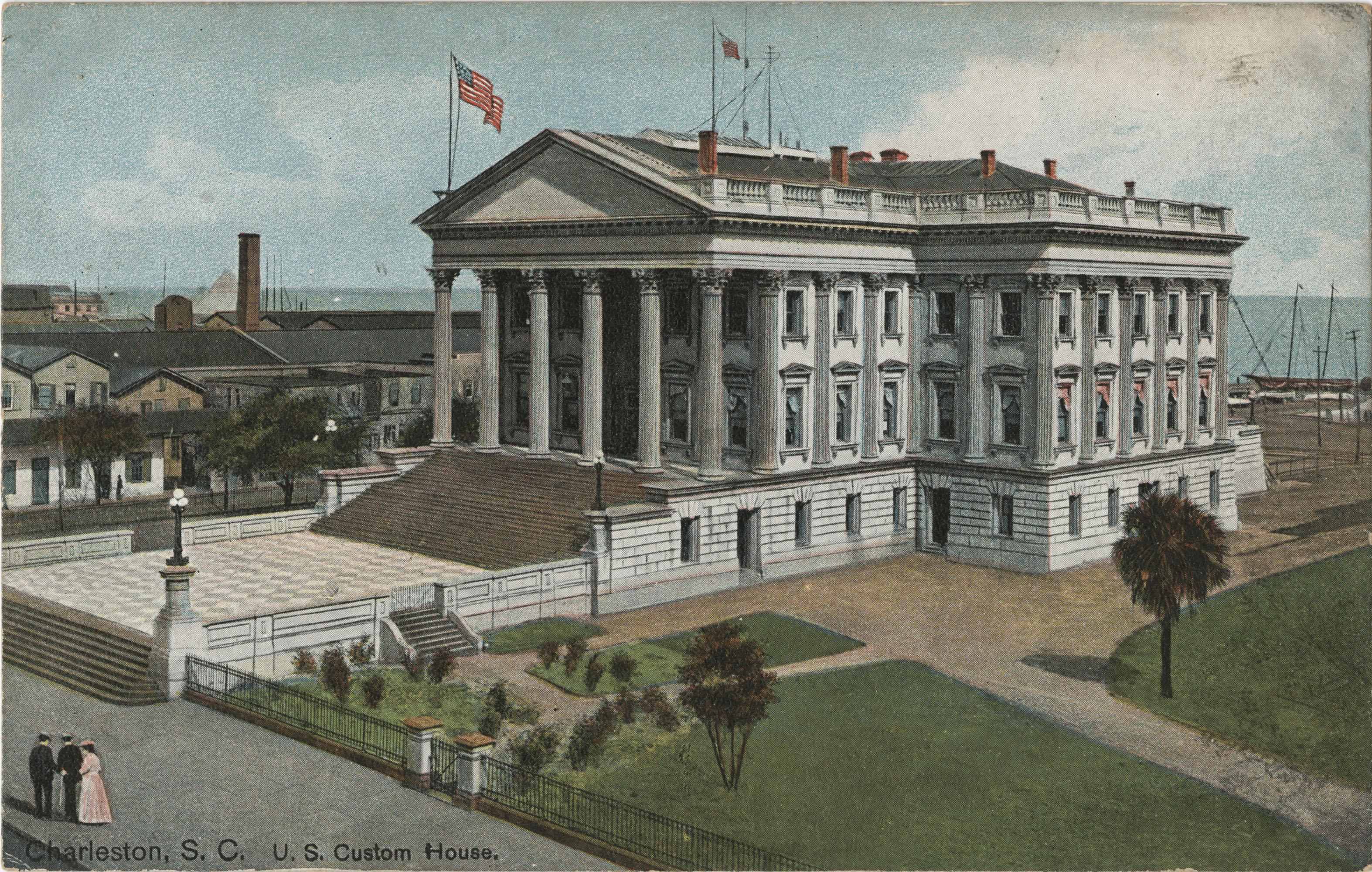Charleston, S.C. U.S. Custom House