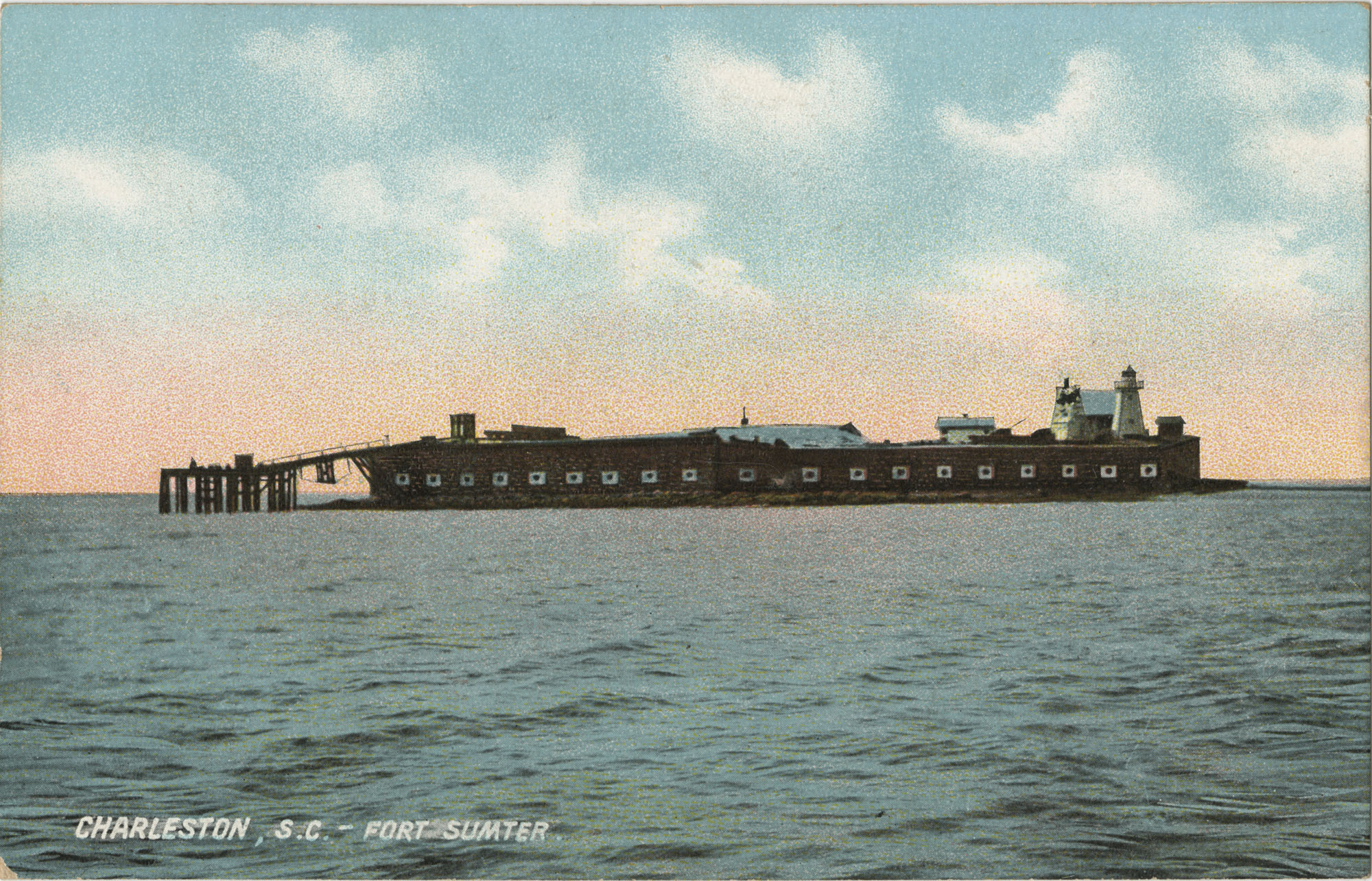 Charleston, S.C. Fort Sumter