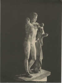 Sculpture from Athens, Greece, Photograph 1