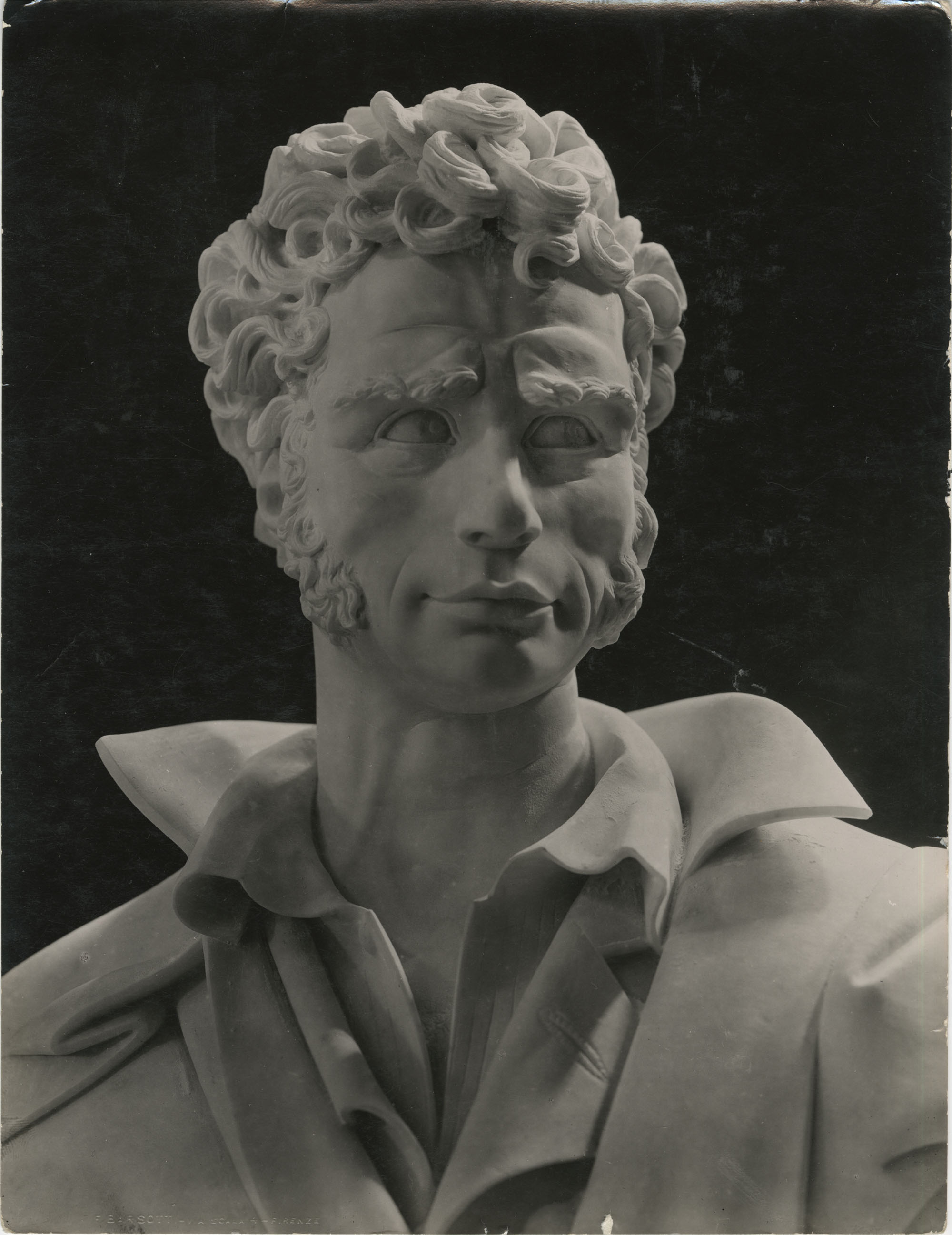 Sculpture of a man by Antonio Berti, Photograph 2