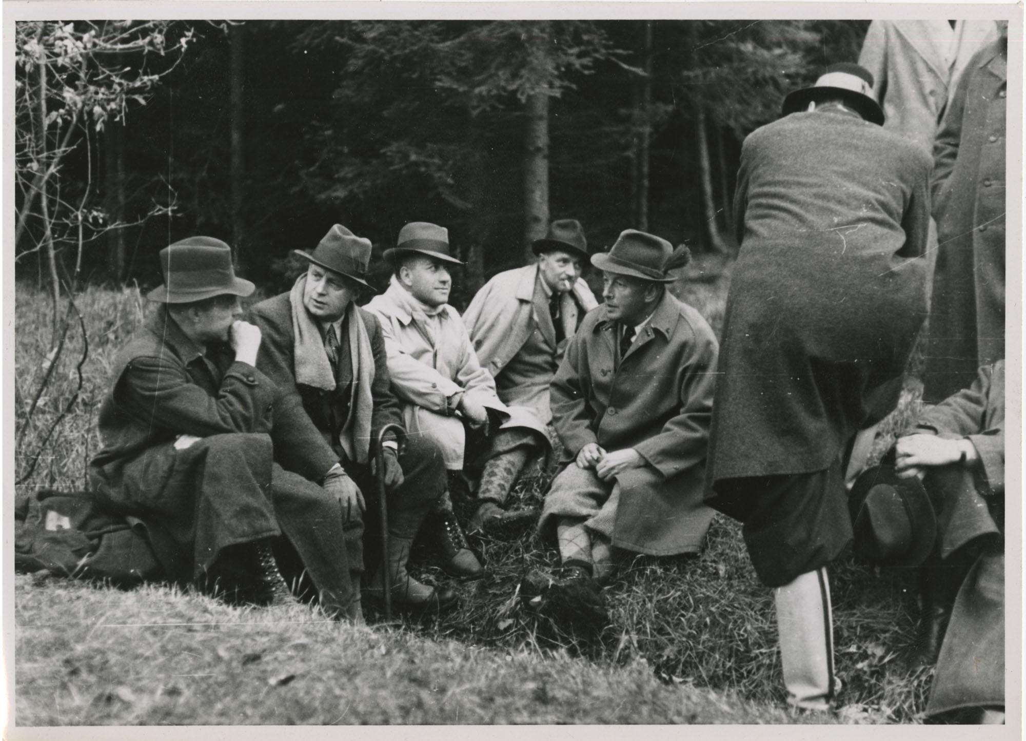 National Socialist Motor Corps (NSKK) shooting weekend, Photograph 4