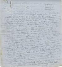 Letter from Gertrude Sanford Legendre, March 4, 1943