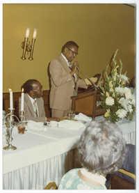 Speech presented at Avery Class of 1932 Reunion Luncheon