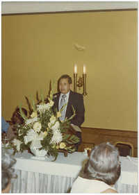 Franklin Edwards Speaks at Avery Class of 1932 Luncheon