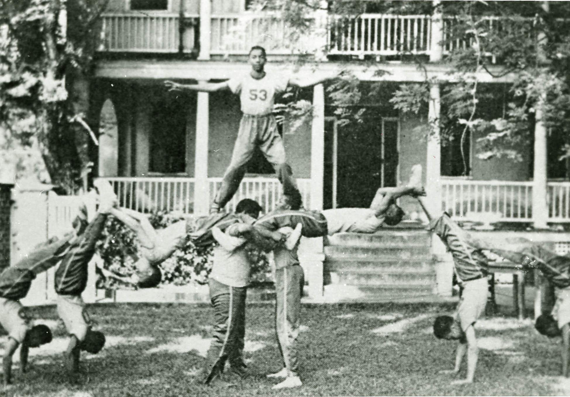 Avery High Gymnasts