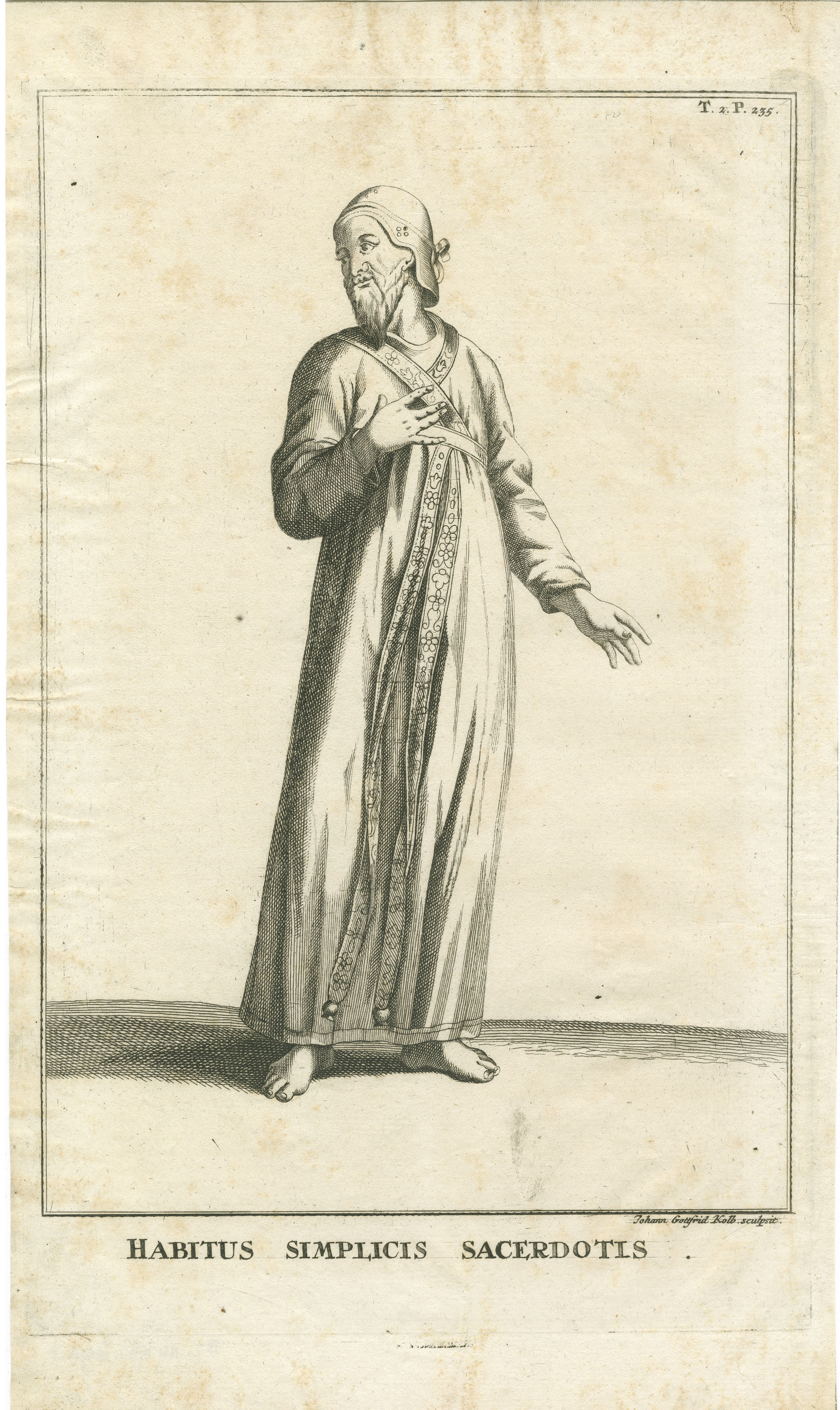 Habitus simplicis sacerdotis