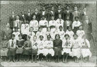 Avery Normal Institute Class of 1918