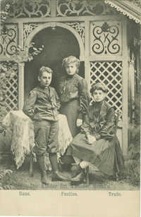 Die Kinder Dr. Theodor Herzl's