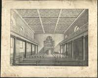 Israelitischer Tempel in Frankfurt a/M