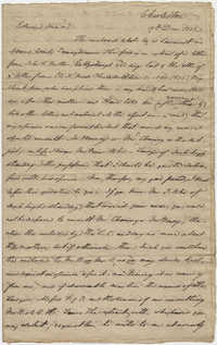 Letter to Thomas Kite, Bookseller, from Thomas S. Grimke, December 17, 1832
