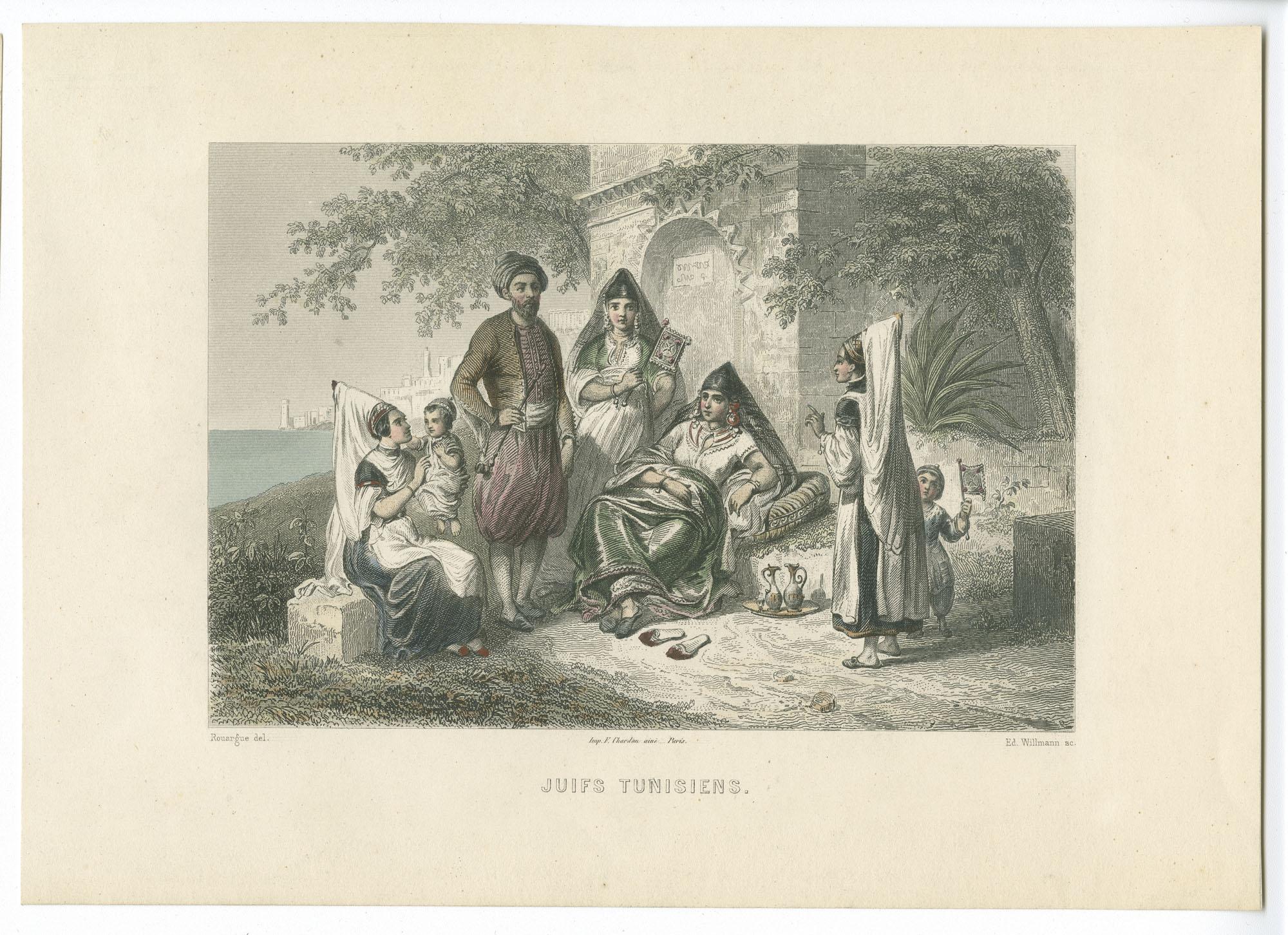 Juifs Tunisiens