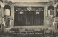 Auditorium, Dock Street Theatre, Charleston, S.C.