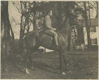 Photograph of Morris Legendre
