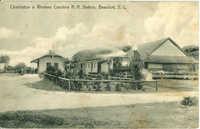 Charleston and Western Carolina R.R. Station in Beaufort
