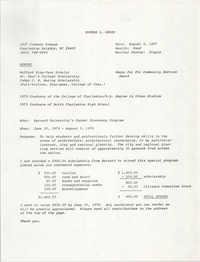 Norman L. Green Curriculum Vitae