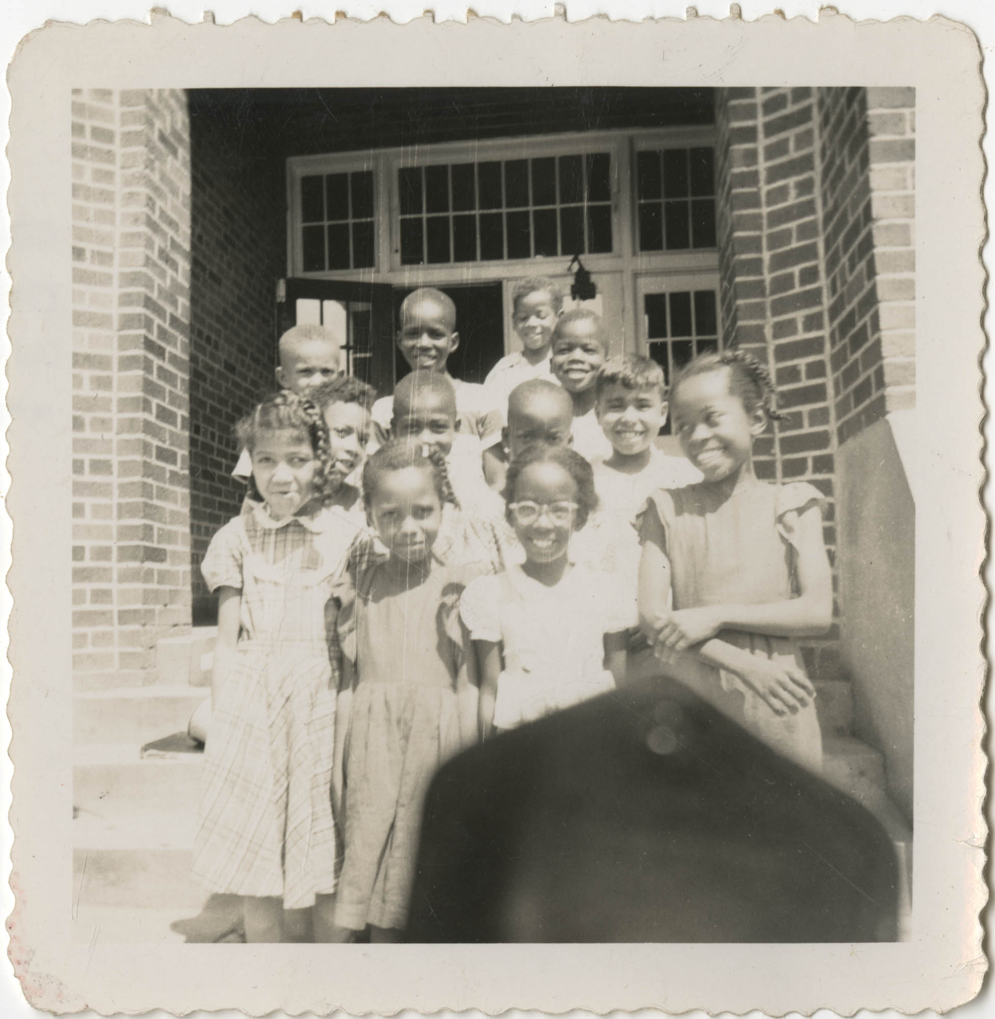 Photograph of a Group of Children