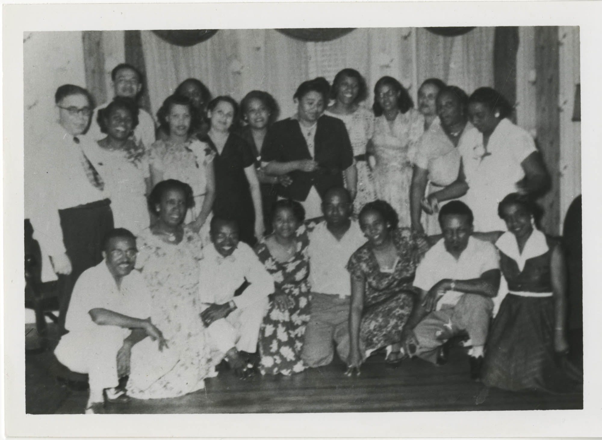 Photograph of a Group of People