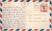 Letter from Septima P. Clark to Josephine Rider, April 19, 1967