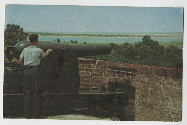 Postcard from Josephine Rider to Septima P. Clark, February 16, 1967