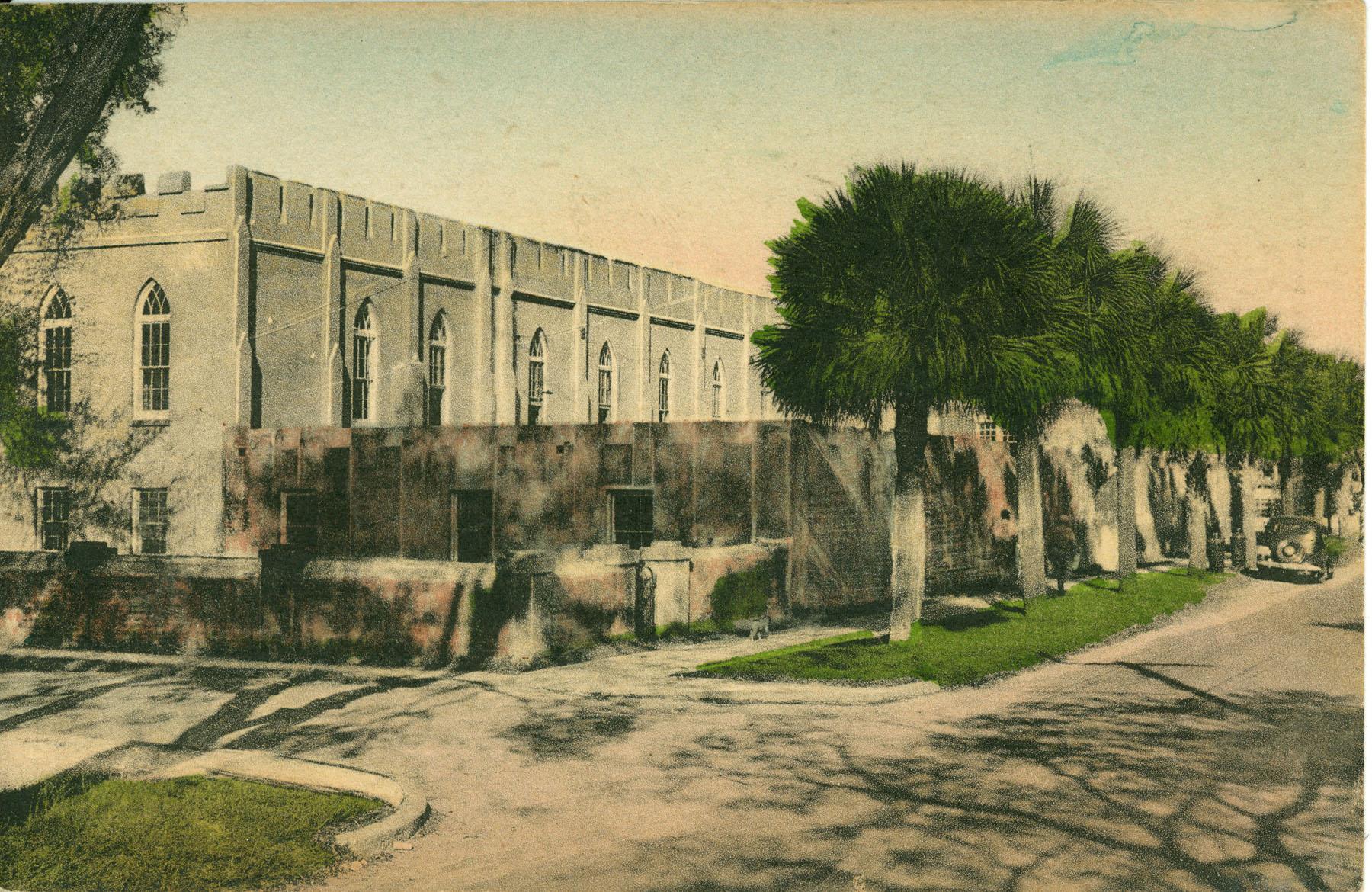 The Old Arsenal, Beaufort, South Carolina.