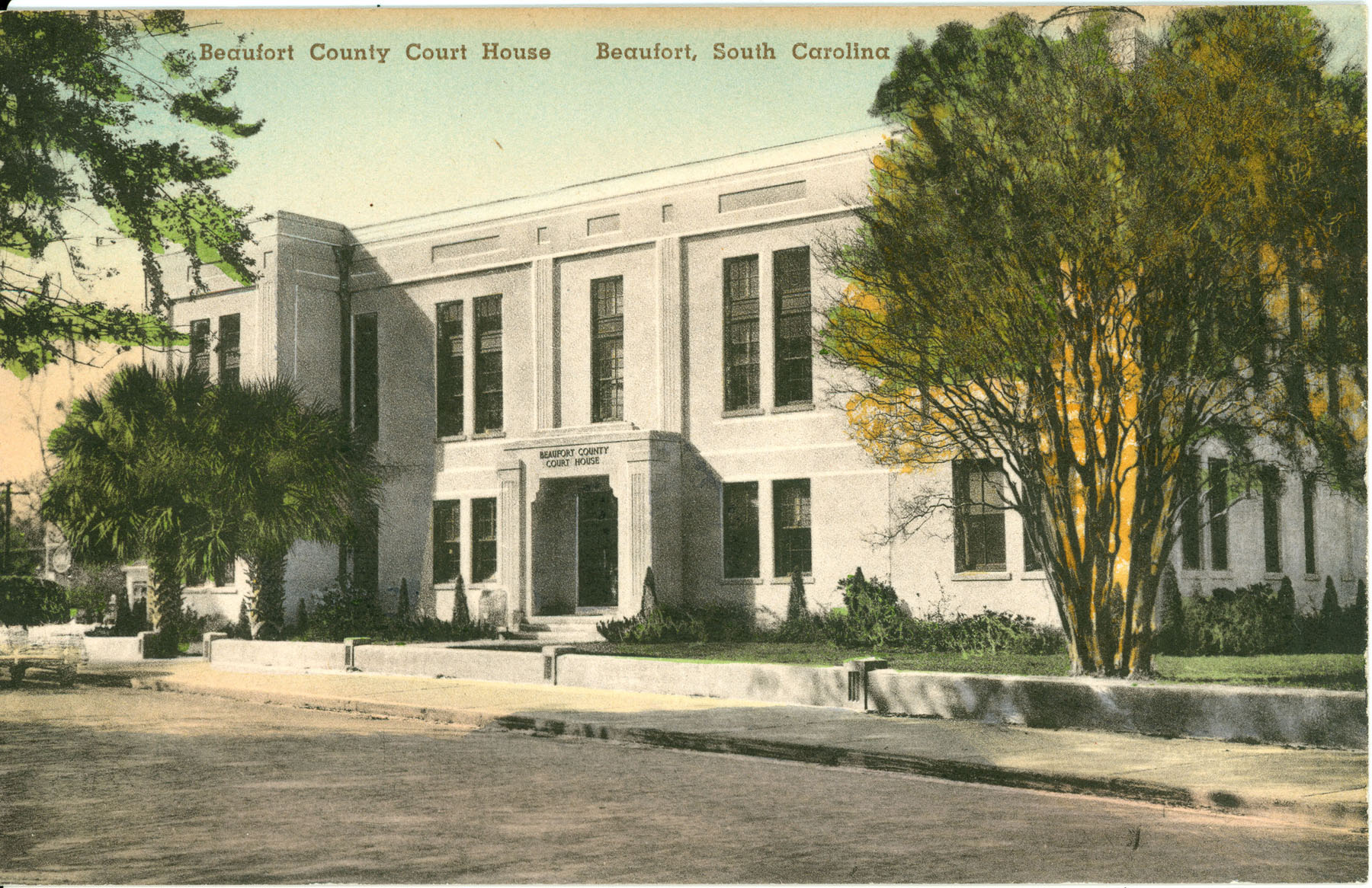 Beaufort County Court House