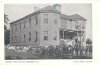 Colored Public School, Beaufort, South Carolina