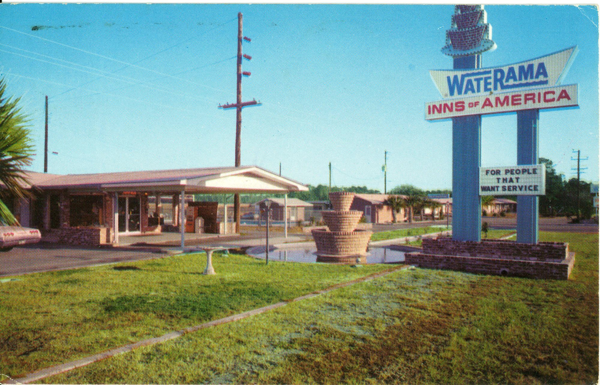 Waterama Motel Beaufort, South Carolina