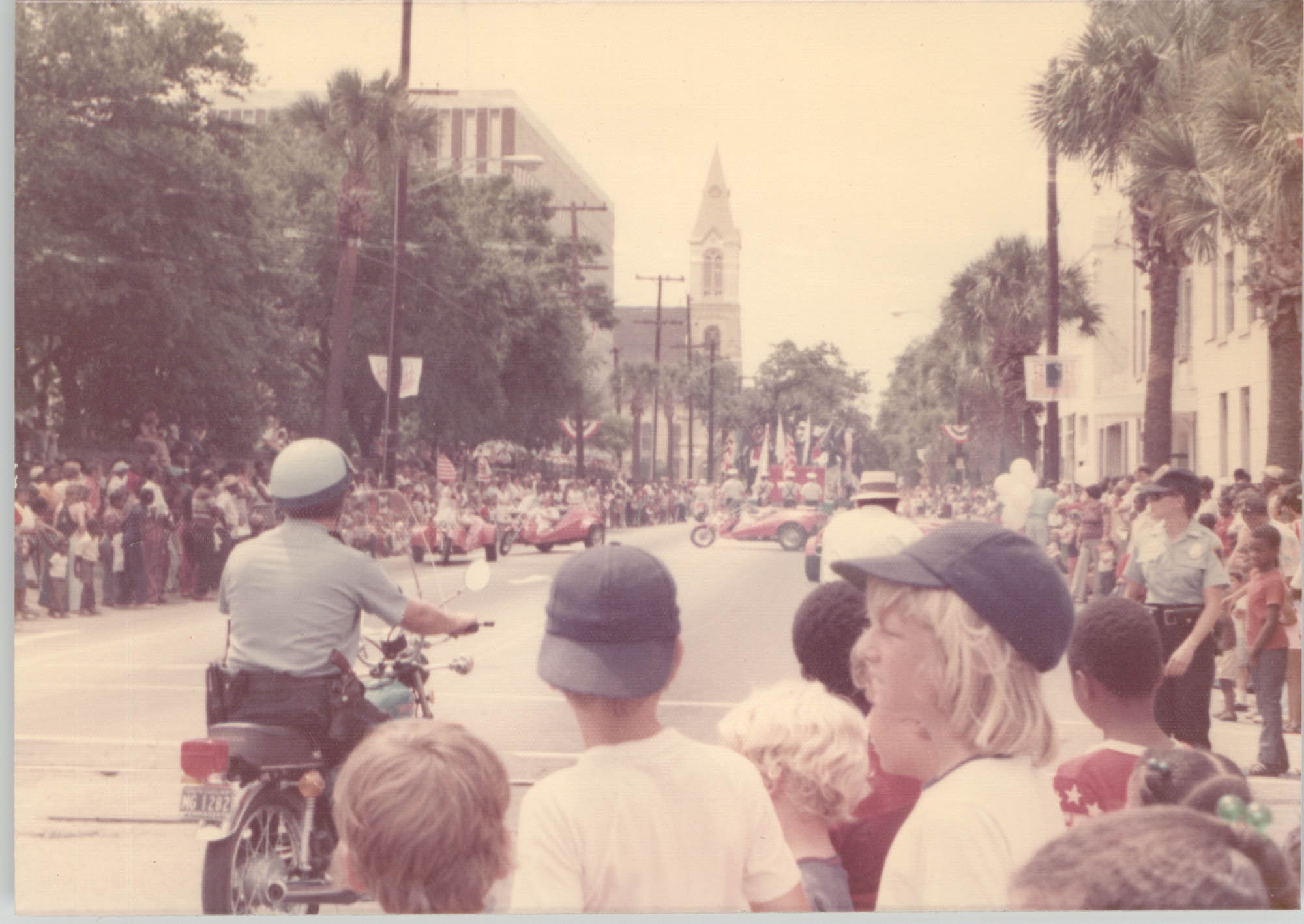 Photograph of July 4th Parade