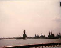 Photograph of Battle Ships