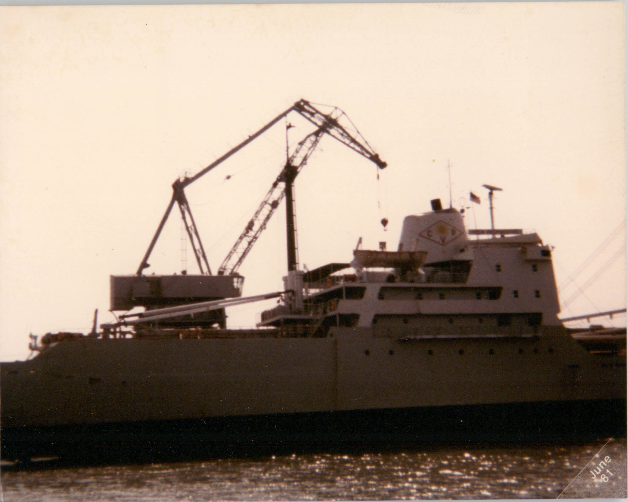 Photograph of a Ship