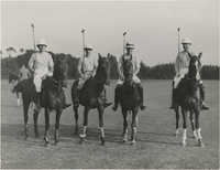 Mario Pansa with his polo team, Photograph 6