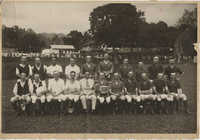 Mario Pansa with his polo team, Photograph 4
