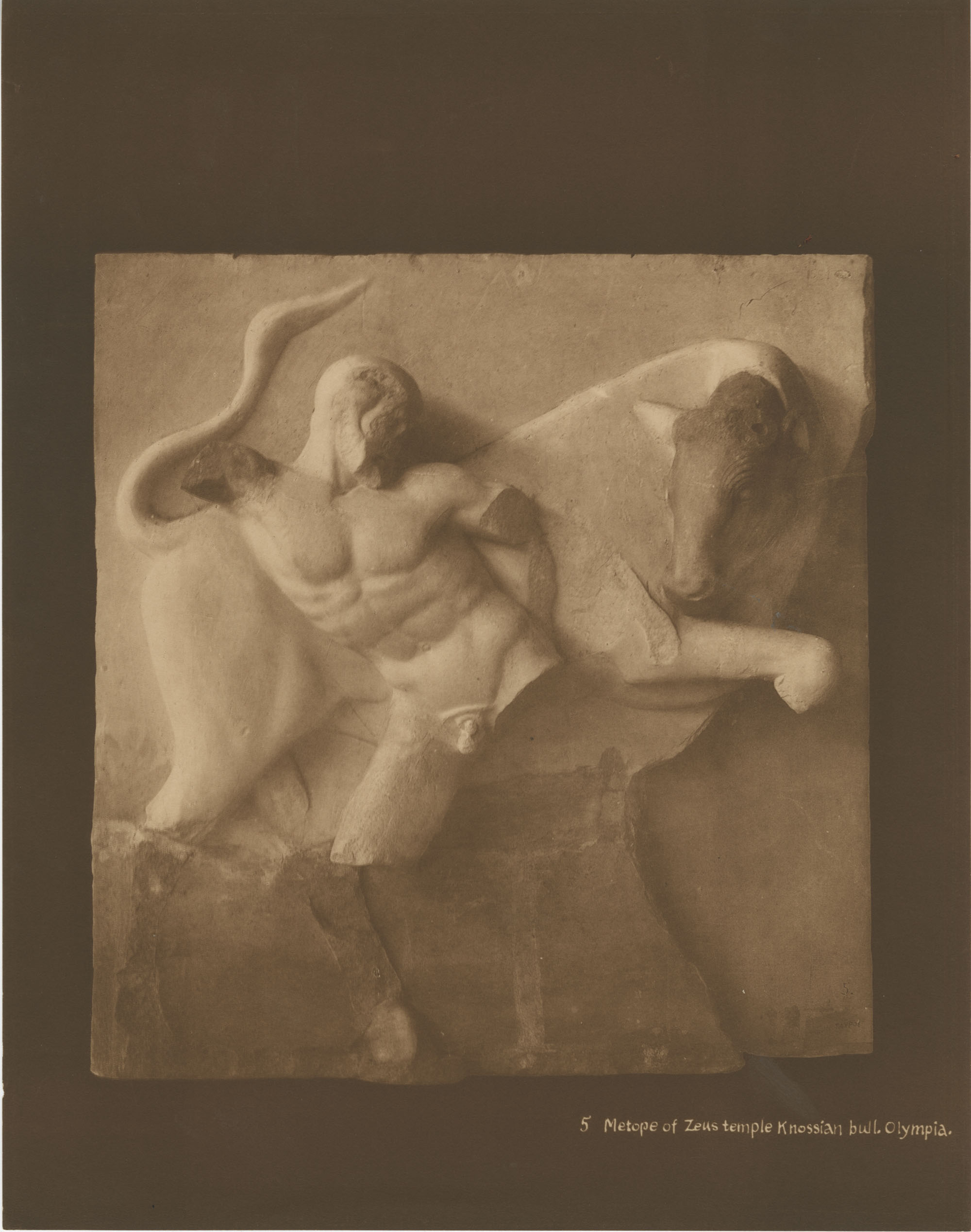 Sculpture from Athens, Greece, Photograph 6
