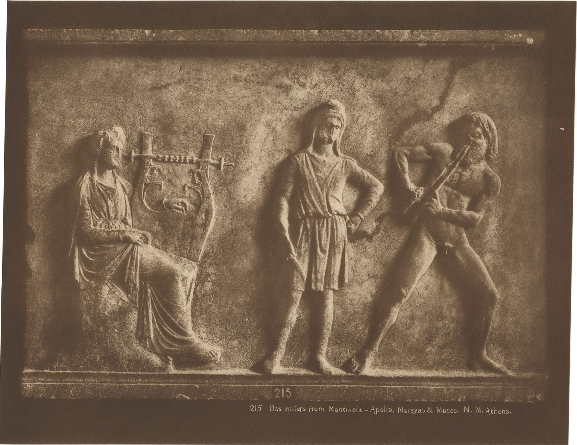 Sculpture from Athens, Greece, Photograph 8