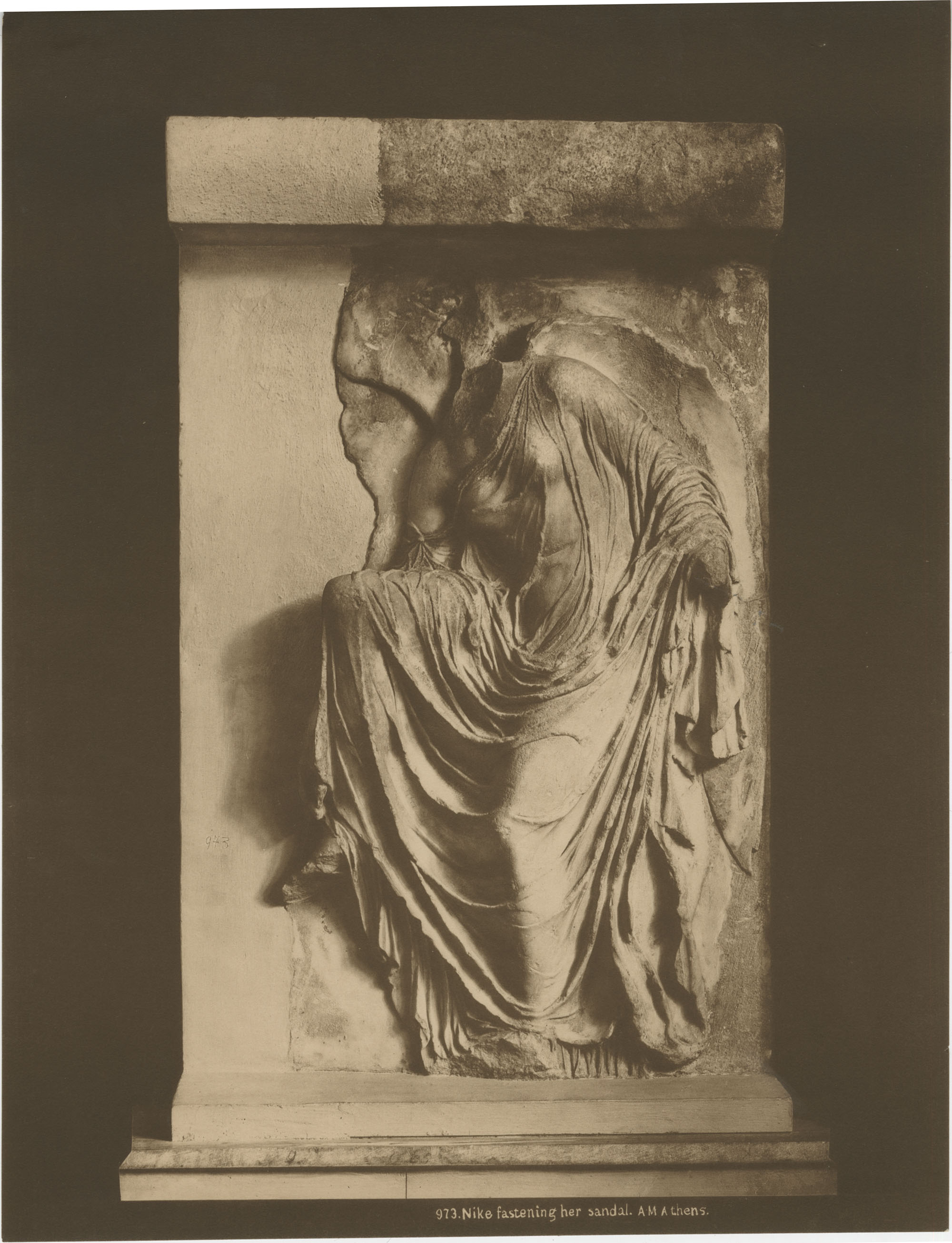 Sculpture from Athens, Greece, Photograph 12