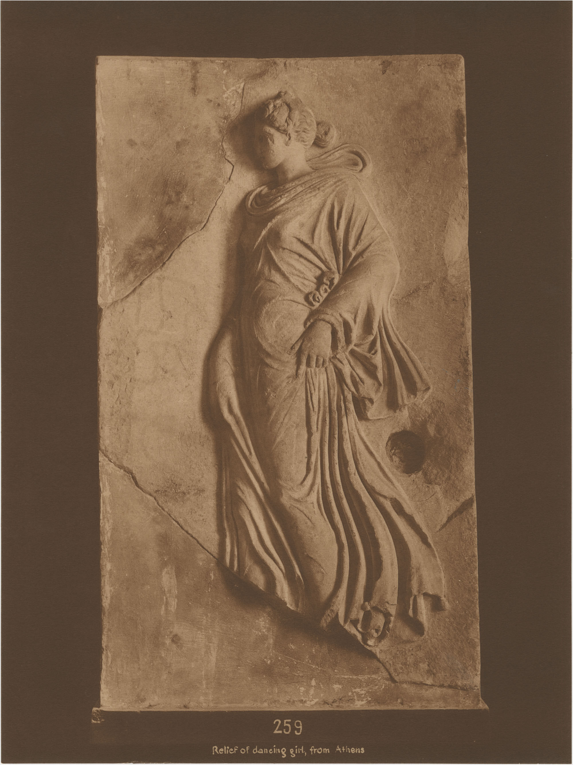 Sculpture from Athens, Greece, Photograph 11