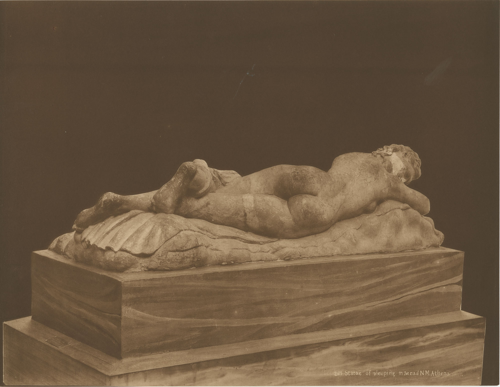 Sculpture from Athens, Greece, Photograph 9